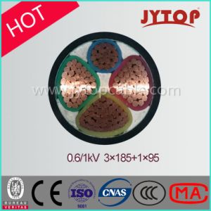 Low Voltage 4 Core Copper XLPE Insulated Armoured Power Cable pictures & photos