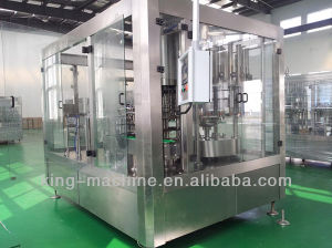 Automatic Fruit Juice Bottling Production Line pictures & photos