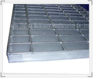 Galvanized Steel Flooring with Wire Mesh pictures & photos