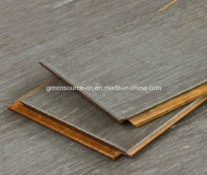 Stained Bamboo Floor (manufacturer) pictures & photos