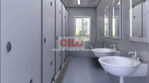 Portable / ISO Modified / Converted / Laundry Container House (CILC-PCH-office-002) pictures & photos