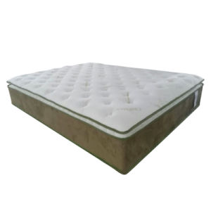 China Cfr1633 Tempur Bamboo King Size Gel Memory Foam Mattress Manufacturer China Sealy