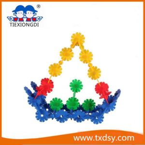 Colorful Plastic Education Toy Stitching Building Blocks pictures & photos