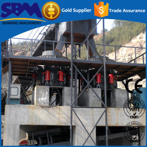 Hpc400 Ore Cone Crusher Plant / Mining Iron Ore Cone Crusher pictures & photos