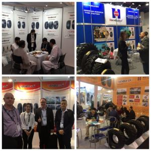 High Quality 9.00-20 12.00-20 Industrial Forklift Solid Tire/Tyre pictures & photos
