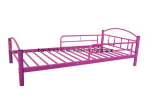 Metal Pink Toddler Bed pictures & photos