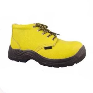 High Quality Standard Professional PU/Leather Safety Working Industrial Shoes pictures & photos