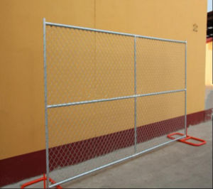 American Temporary Chain Link Fence for Construction/6ftx12FT Fence pictures & photos