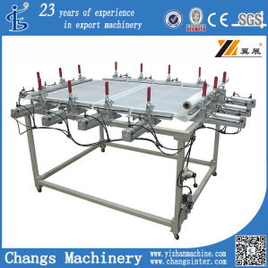 Sq Series Pneumatic Screen Stretcher pictures & photos