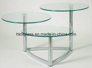 Triple Glass Table Top with En12150 and ANSI Certificate pictures & photos