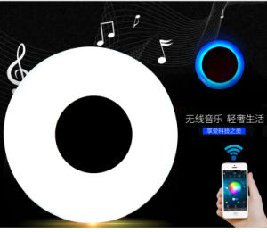 Round Bluetooth LED Ceiling Light Smart LED Ceiling Light with Bluetooth Speaker pictures & photos
