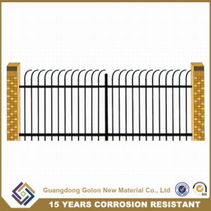 High Quality Powder Coated River Fencing pictures & photos