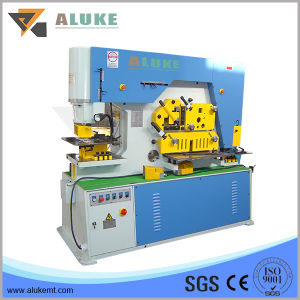 2016 Unique Style Useful Combined Punch and Shear Machine pictures & photos