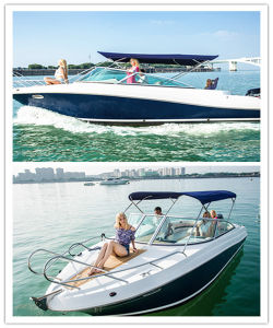 22 Feet All New Fiberglass Luxury Sport Yacht Boat pictures & photos