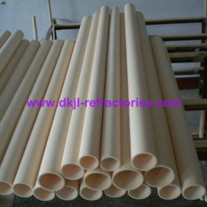 99.7% Alumina Corundum Pipe pictures & photos