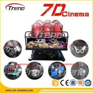 Theme Park Customized 5D 6D 7D 9d Cinema Simulator pictures & photos