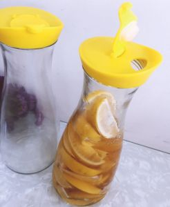 Glass Water Pitcher/Cold Water Pitcher/Water Pot pictures & photos