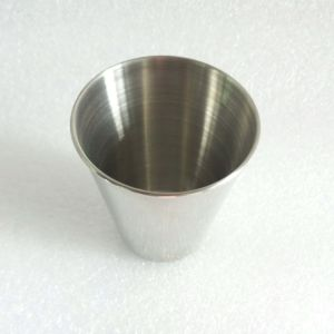 Stainless Steel Tigers Shotglass pictures & photos