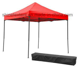 Pop up Trade Show Gazebo Tent with Wall pictures & photos