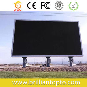 Full-Color P10 LED Panel for Video and Advertising pictures & photos