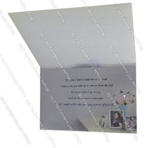 Invitation Cards, Invitation Card with LED, Recordable Postcard with LED pictures & photos