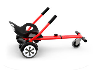 New Arrival Kids Trike Two Wheel Balance Scooter Bracket Hovercart pictures & photos