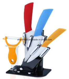 5PCS Ceramic Knife Set Cctk002 pictures & photos