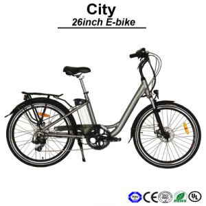 Pedelec 36V Lithium Battery LED Display Electric Bicycle Bicicletta Elettrica (TDF02Z) pictures & photos