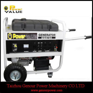 Long Run Time China 5kw 5kVA Honda Generator for Sale pictures & photos