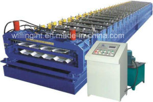 Metal Roof Wall Steel Profiling Machine pictures & photos