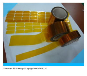 Polyimide (finger resistant) Tape Label pictures & photos