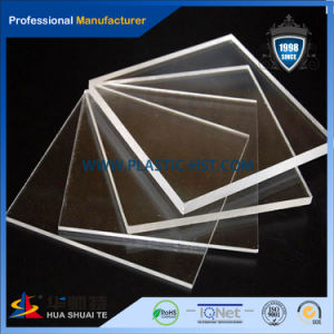 Ten Years Guarteen Cast Acrylic Sheet for Building Materials pictures & photos