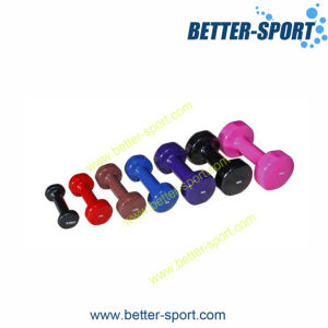 High Quality Vinyl Dumbbell, Vinyl Dumbbells, Dumb Bells pictures & photos