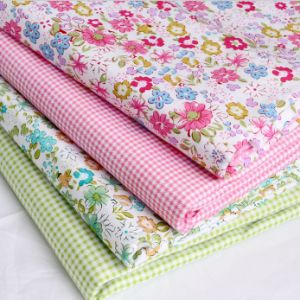 Cotton Fabric in Dyed or Printed pictures & photos