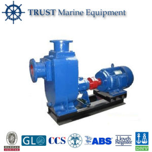 Cwz Marine Horizontal Self-Priming Centrifugal Pump pictures & photos