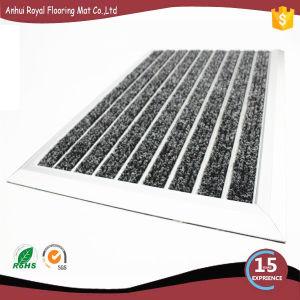 Heavy Duty Recessed Aluminum Rubber Floor Mat