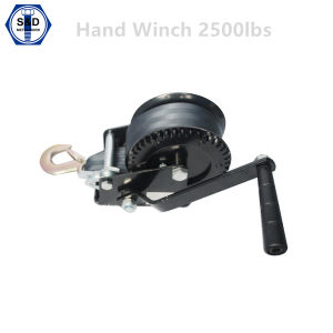 2500lb Hand Winch Powder Coating High Quality pictures & photos