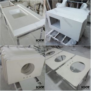 Bathroom Sink Countertop One Piece : Surface One Piece Bathroom Sink and Countertop - China Countertop ...