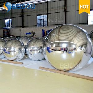 Wedding Stage Decorative Mirror Balls Wholesale Mini Disco Inflatable Mirror Ball pictures & photos