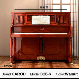 Luo Action 126cm Upright Piano pictures & photos