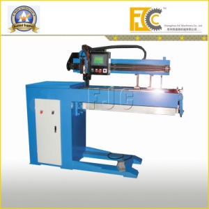 CNC Automatic Straight Seam Welding Machine for Cannular Fistuliform Metalware pictures & photos