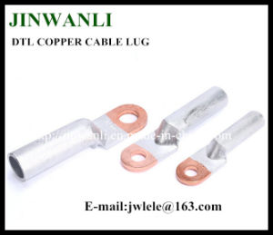 Copper Aluminium Terminal Lug Dtl Bimetal Cable Lug pictures & photos