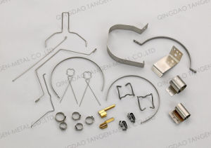 Stainless Steel Wire Forming Part /Clip /Connector pictures & photos