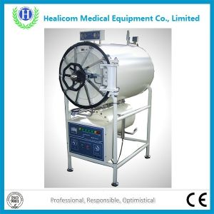 Popular Horizontal Cylindrical Pressure Steam Sterilizer pictures & photos