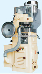 Zp-17 Rotary Tablet Press for Small Scale Batch Production pictures & photos