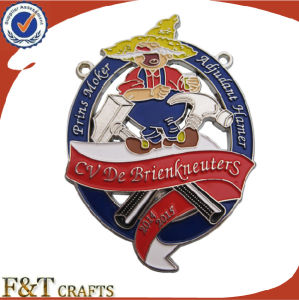 Fashion New Style Zinc Alloy Soft Enamel Metal Medal/Design Your Own Medal/Running Medal pictures & photos