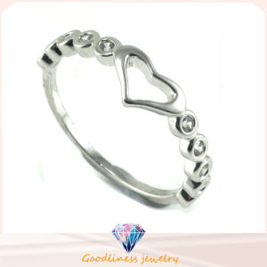 Hot Sale & Fashion Lady′s Ring 925 Silver Jewelry (R10260) pictures & photos