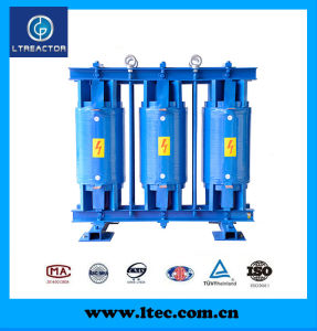 Dry Type Iron Core Medium Voltage Reactor Series with Capacitor Bank pictures & photos