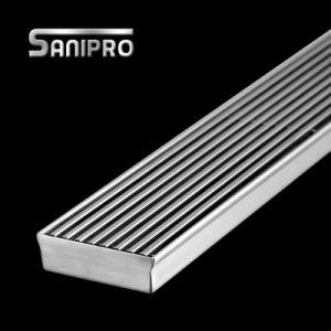 Stainless Steel Rectangular Long Linear Floor Drain pictures & photos