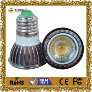 5W LED Bulb Lamp Cup GU10/E27/MR16